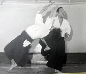Tohei Sensei