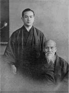 Ueshiba & Tohei