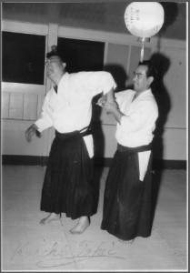 Tohei Sensei & Nonaka Sensei